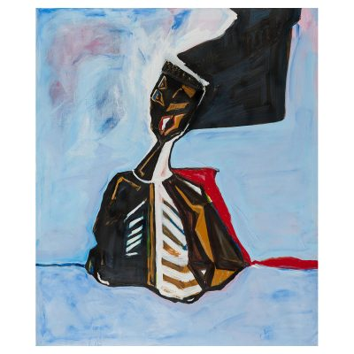 Orson – Cm. 90x95 - Oil on canvas